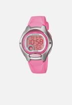 Casio - Stop digital watch - pink