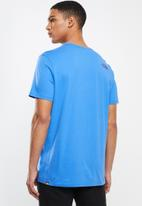 The North Face - Easy short sleeve tee - blue
