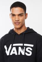 Vans - Classic pullover hoodie ii - black