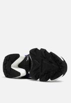 Reebok - Sole Fury x BOOST - black/white/panton