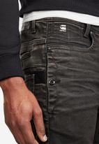 G-Star RAW - D-staq 3D slim fit jeans - black
