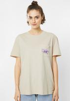 Cotton On - The original graphic tee - beige