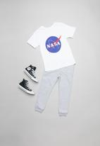 Superbalist Kids - NASA logo short sleeve tee - white