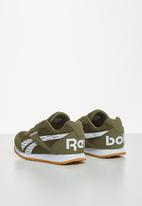 Reebok Classic - Reebok royal cljog - armygr/white/gum