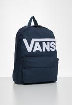 Vans - Old skool iii backpack - navy & white