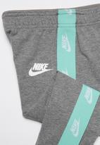 Nike - Nike girls sportswear futura leggings - carbon heather