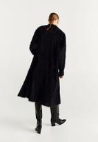 MANGO - Anet cardigan - black