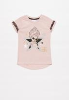 POP CANDY - Girls printed fashion tee - pink
