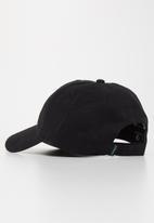 Converse - Converse  iridescent split cap - black