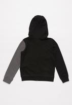 Nike - Nkb nsw amplify fz - black & grey
