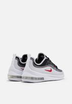 Nike - Air Max Axis - black / sport red-mtlc platinum-white