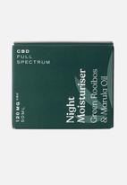 goodleaf - CBD Night Moisturiser - 50ml