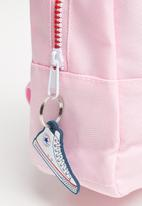 Converse - Chuck keychain backpack - pink