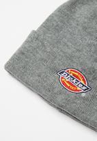 Dickies - Dickies logo beanie - grey