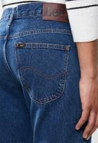 Lee  - Brooklyn straight leg jeans - blue
