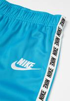 Nike - Nkb nike block taping tracksuit set - blue