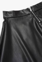 Rebel Republic - Tweens skirt - black