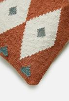 Sixth Floor - Turk cushion cover - orange