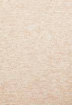 MILLA - Funnel neck top - beige