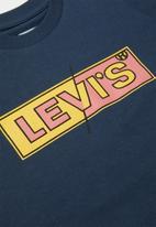 Levi's® - Levi's boys inverted box tab tee - navy