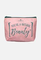 essence - Natural beauty make-up bag