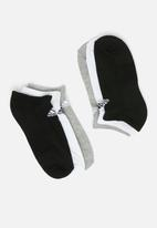 adidas Performance - Cushion low cut 3 pack socks - multi