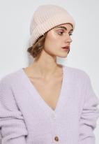 Superbalist - Turn up beanie - light pink