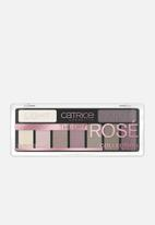 Catrice - The dry rosé collection eyeshadow palette - 010 rosé all day