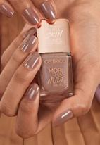 Catrice - More than nude nail polish - 09 brownie not blondie!