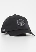 S.P.C.C. - Virgil baseball cap - black
