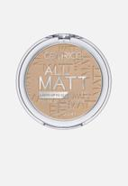 Catrice - All matt plus shine control powder - 030 warm beige