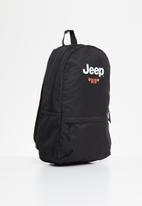 JEEP - City basic backpack - black