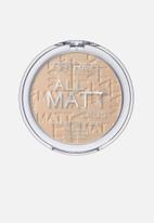 Catrice - All matt plus shine control powder - 025 sand beige