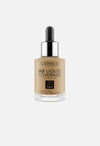 Catrice - Hd liquid coverage foundation - 060 latte macchiato beige