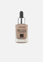 Catrice - Hd liquid coverage foundation - 050 rosy ash