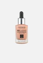Catrice - Hd liquid coverage foundation - 042 sandy rose