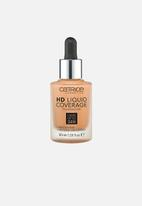 Catrice - Hd liquid coverage foundation - 038 honey beige