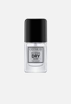 Catrice - Super dry gloss top coat