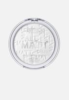 Catrice - All matt plus shine control powder - 001 universal