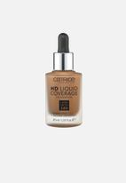 Catrice - Hd liquid coverage foundation - 085 chestnut beige