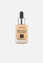Catrice - Hd liquid coverage foundation - 008 fair beige