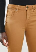 POLO - Stacey 5 pocket pants - brown