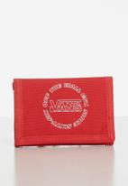 Vans - Gaines wallet - red