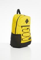 Vans - Snag backpack - yellow & black