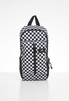 Vans - Warp sling bag - black & white