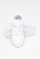Nike - Infants nike court borough mid 2 - white