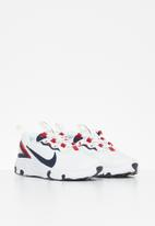 Nike - Boys renew element 55 - summit white/obsidian-university red