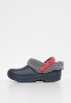 Crocs - Classic blitzen - slate grey