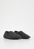 Crocs - Classic convertible slipper - black