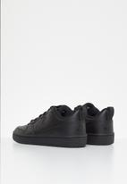 Nike - Nike court borough low 2 - black